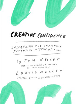 Review of 'Creative Confidence' on UXmatters.com