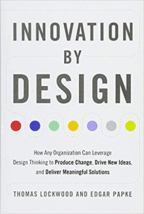 Cover of Innovation by Design