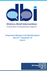 DBI Managers Six Monthly Report Issue 6