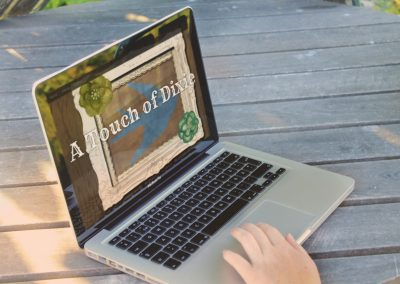 A Touch of Dixie | Website Design