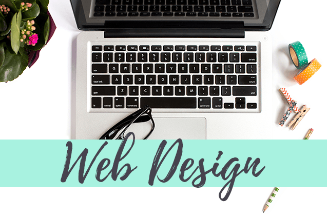 Designed by Laura | Web Design Services