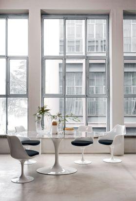 Tulip chair, Eero Saarinen (Knoll)