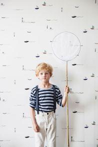 Dječje tapeta s morskim uzorkom, Ferm Living
