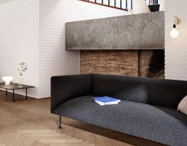 Menu, September sofa, Theresa Arns