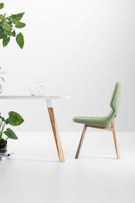 Prostoria, fotelja Oblique, Numen/For Use