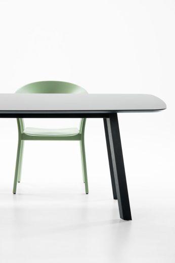 Prostoria, stol i stolac Rhomb, Simon Morasi Piperčić