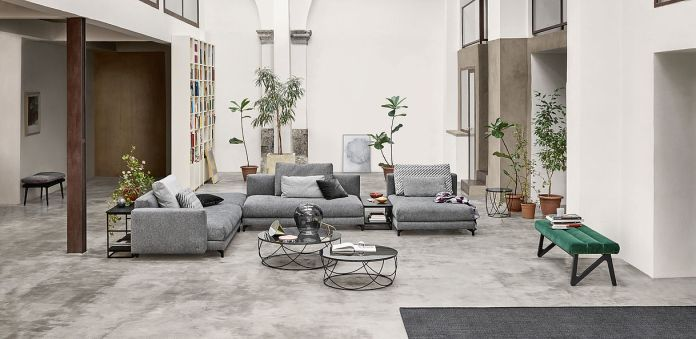 Rolf Benz, sofa Nuvola