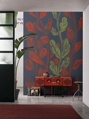 Wall&Deco, tapete La Gorda, Francesca Zoboli