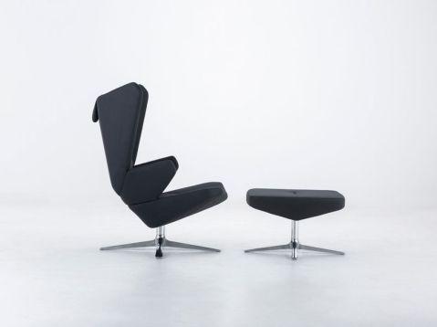 Trifidae fotelja, dizajn: Numen, uskoro u prodaji, Prostoria