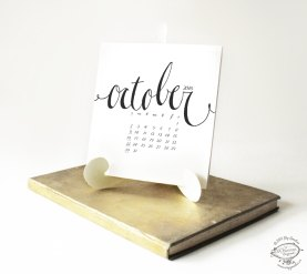 kalendar, Skygoodies, 5,60 $, Etsy.com