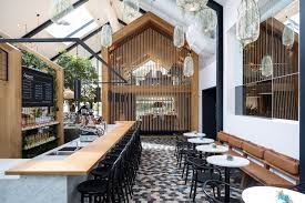 Bars & Restaurants Winner concrete - Harrison Urby - Entrance Café, Harrison, United States of America
