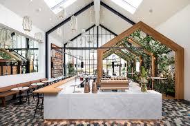 Bars & Restaurants Winner concrete - Harrison Urby - Entrance Café, Harrison, United States of America_2
