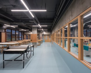 Education Winner AIM Architecture - B Campus, Shanghai, China_9