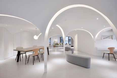 Residential Winner Very Studio Che Wang Architects - Sunny Apartment, Taichung City, Taiwan