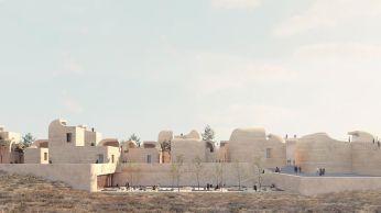 Competition entries WINNER - Nextoffice - Sadra Civic Center, Sadra, Iran / World Architecture Community