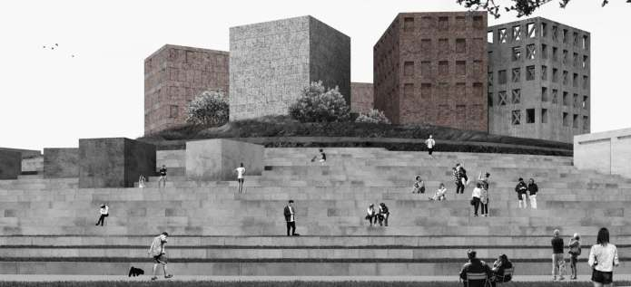 Culture WINNER - Studio 44 Architects - Museum of the siege of Leningrad, St. Petersburg, Russia / Swfoodies