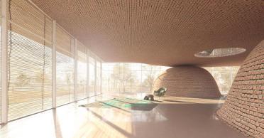 House WINNER - Nextoffice - Guyim Vault House, Shiraz, Iran / Insta Stalker