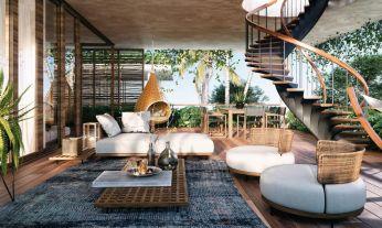 Residential WINNER - Sordo Madaleno Arquitectos - Amelia Tulum, Tulum, Mexico / Amelia Tulum