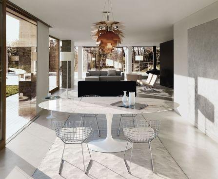 Residential-Saarinen-Marble-Table-1060