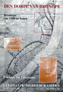 Den Dorpe van Bronope. Brunnepe van 1300 tot heden.