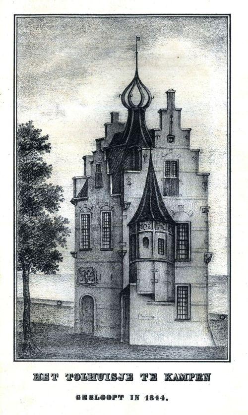 Het Tolhuisje te Kampen