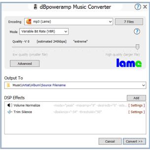 dBpowerAMP Music Converter R16.3