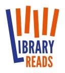 LibraryReads logo