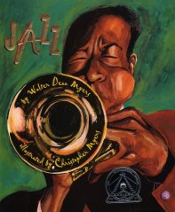 """""""Jazz"""" book cover"""