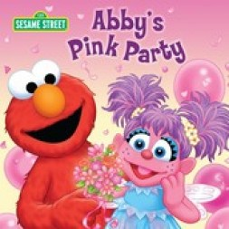 "Picture of the eBook ""Abby's Pink Party"""