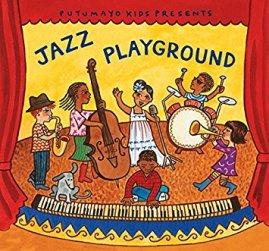 """""""Jazz Playground"""" CD cover"""