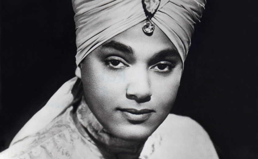 Korla photo from DVD still