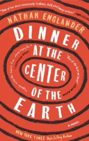 "book cover for ""Dinner at the Center of the Earth"""