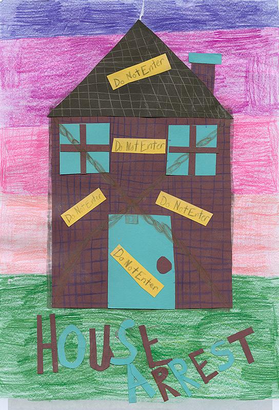 "Molly Dunnavant, South Callaway - ""House Arrest"" by K.A. Holt"