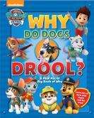 "Cover of ""Why Do Dogs Drool?"""