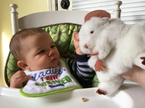 Baby and Mouse
