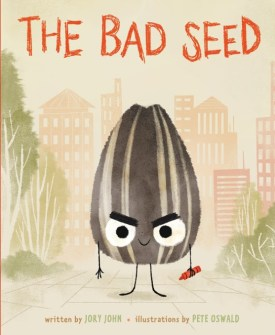 """The Bad Seed"" book cover"