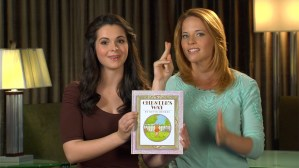 """Chester's Way"" read by Vanessa Marano and Katie Leclerc"