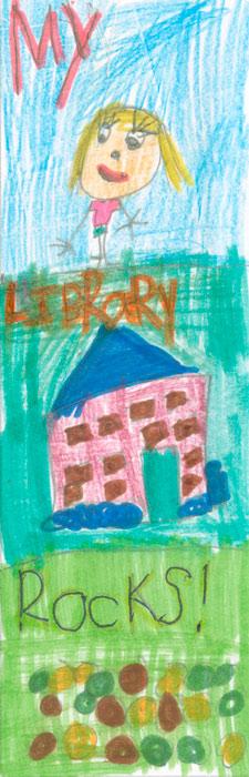 bookmark by Khloe Bubke