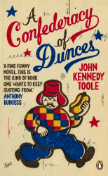 Confederacy of Dunces book cover
