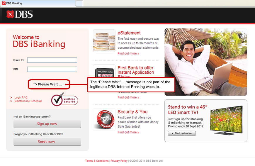 Dbs Personal Banking