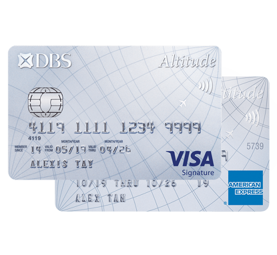 DBS Bank Cards - Credit Cards, Debit Cards and More! | DBS Singapore