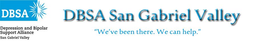 DBSA San Gabriel Valley