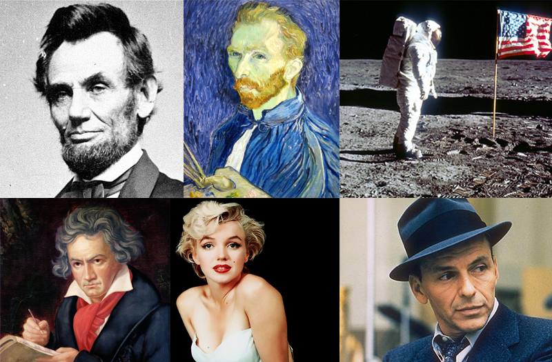 Historical Figures and Depression/Bipolar