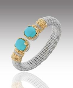 Turquoise Bangle - Large