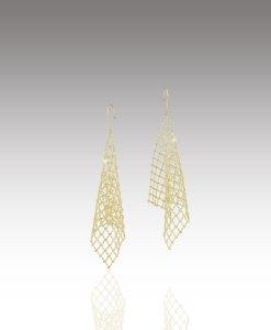 Delicate Scarves Earrings
