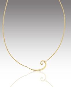 Little Wave Necklace