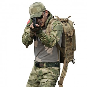4Ilahibaks wil wetgeving voor camouflagepakken