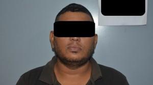 Verdachte Vishal O.  (foto: KPS)