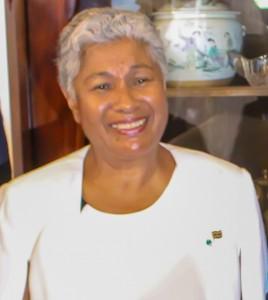 Minister Lilian Ferrier
