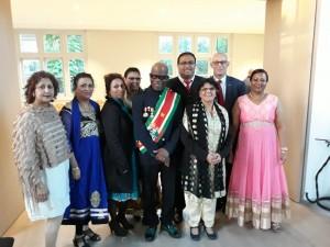 1Nari Rotterdam zal Inheemsen Saramacca ondersteunen